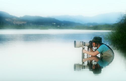 Главные аксессуары хорошего фотографа