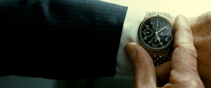 Omega watch in movie