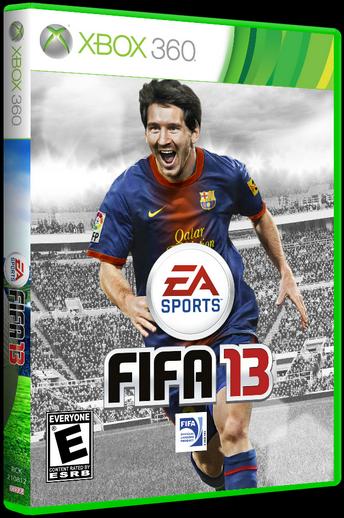 FIFA 13 (2012) XBOX360 | Demo