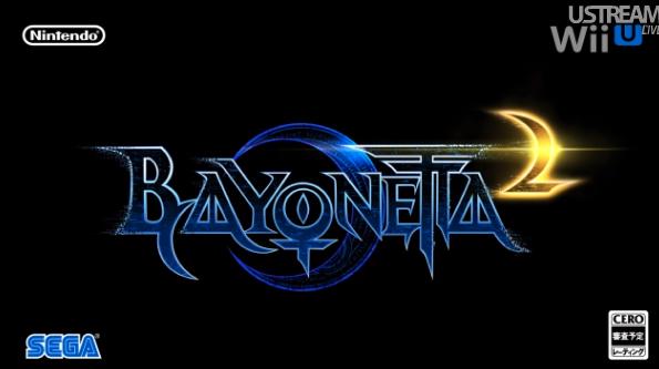 Bayonetta 2 официально анонсирована, первый тизер