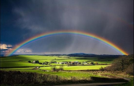 Великолепная радуга