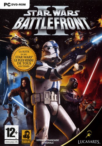 Star Wars: Battlefront 2 (2005/PC/Лицензия)