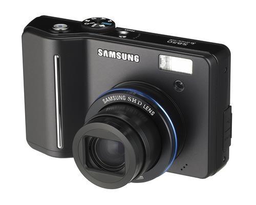 Компактная фотокамера Samsung S850: максимум возможностей за небольшие деньги