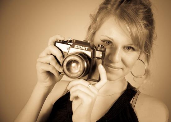 Идея для подарка: портрет по фотографии