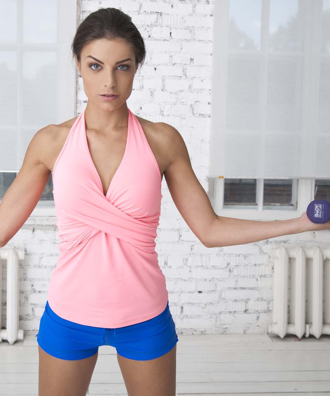 дешевая одежда для фитнеса в москве