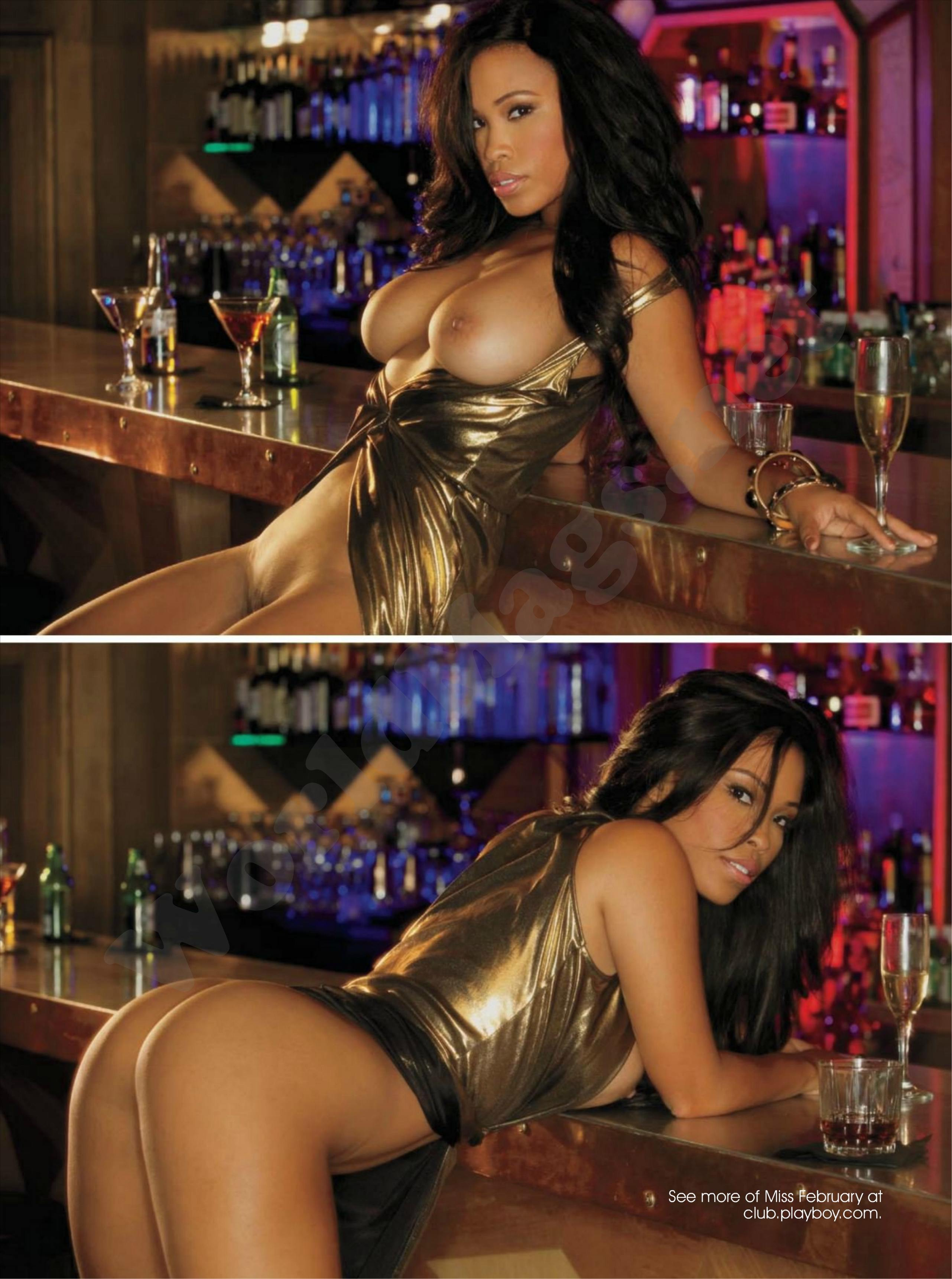 Leola Bell - Playboy January-February 2012 (1-2 2012) USA