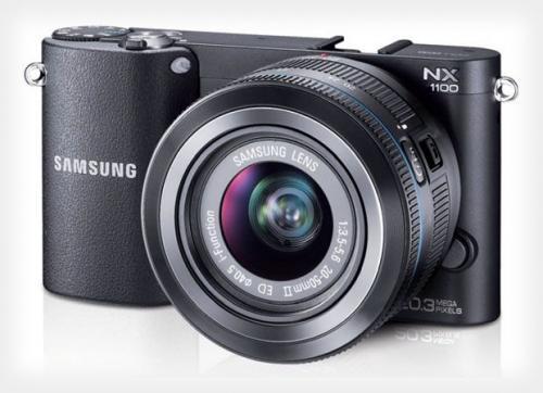 Samsung NX1100 уже доступна для предварительного заказа