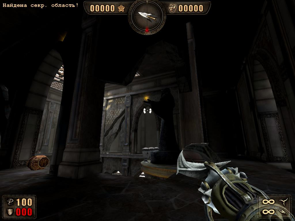 Painkiller [Hell Fire] (2004) PC | Мод