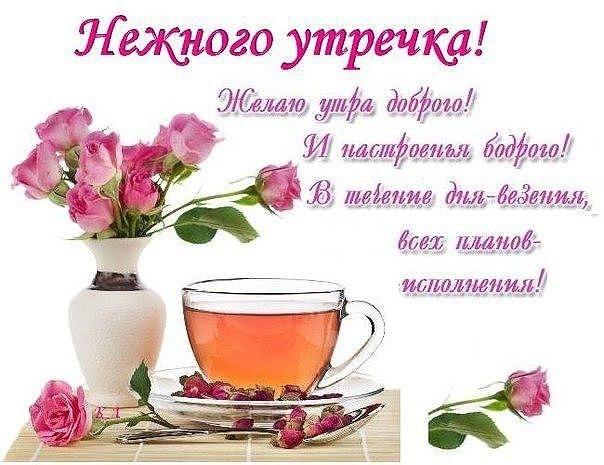 Пожелания удачного дня и хорошего настроения в прозе