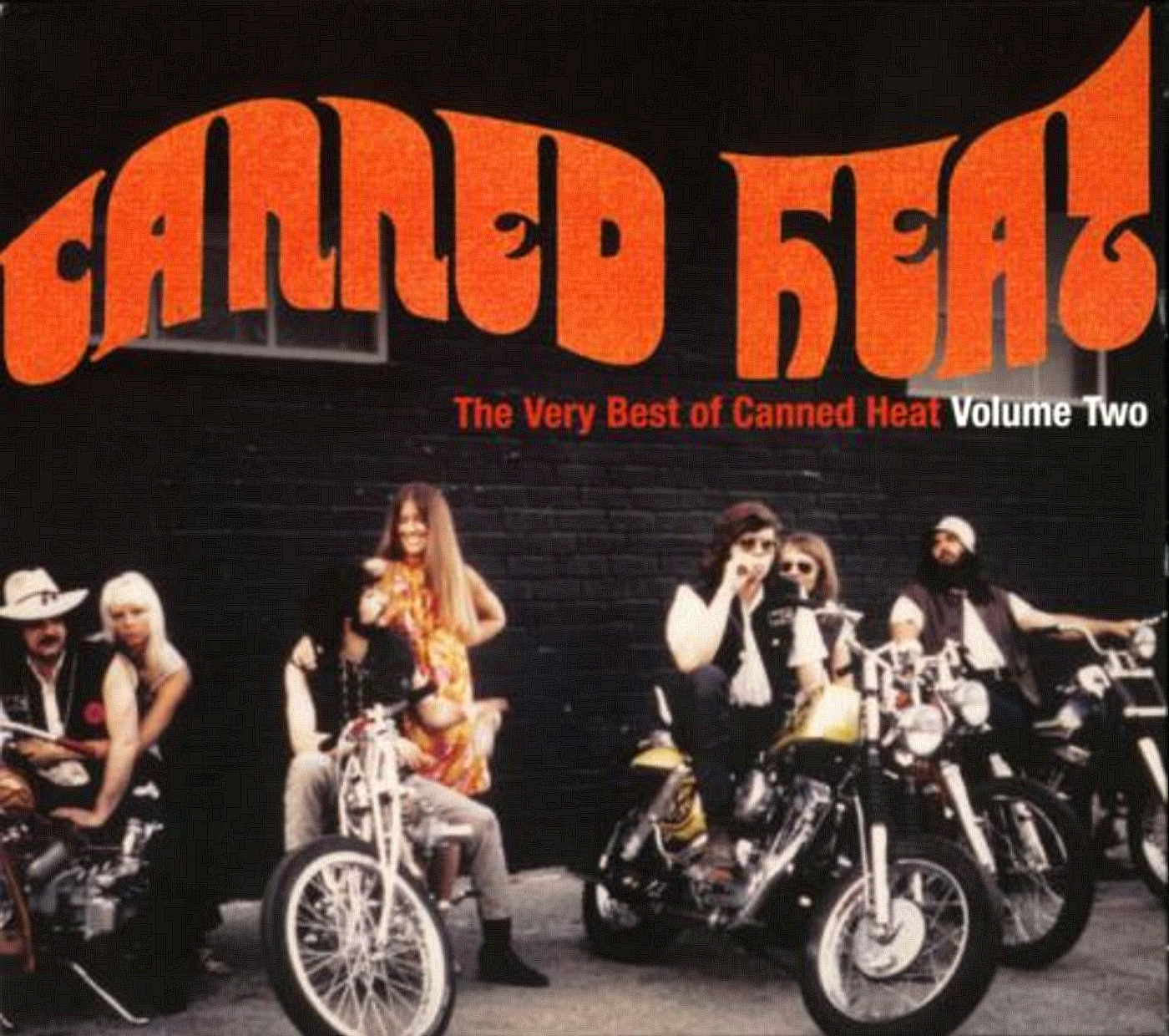 Canned Heat - The Very Best Of Canned Heat Volume Two [Original Recording Remastered] (2006)