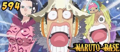 Смотреть One Piece 594 / Ван Пис 594 серия онлайн