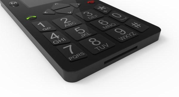 Микро Телефон
