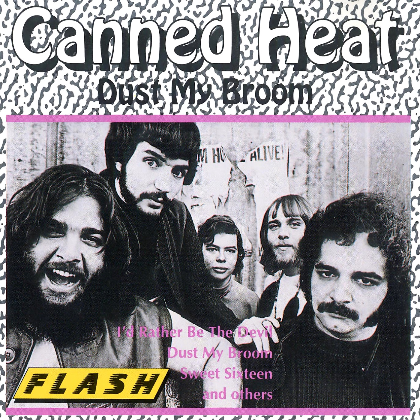 Canned Heat - Dust My Broom (1970)