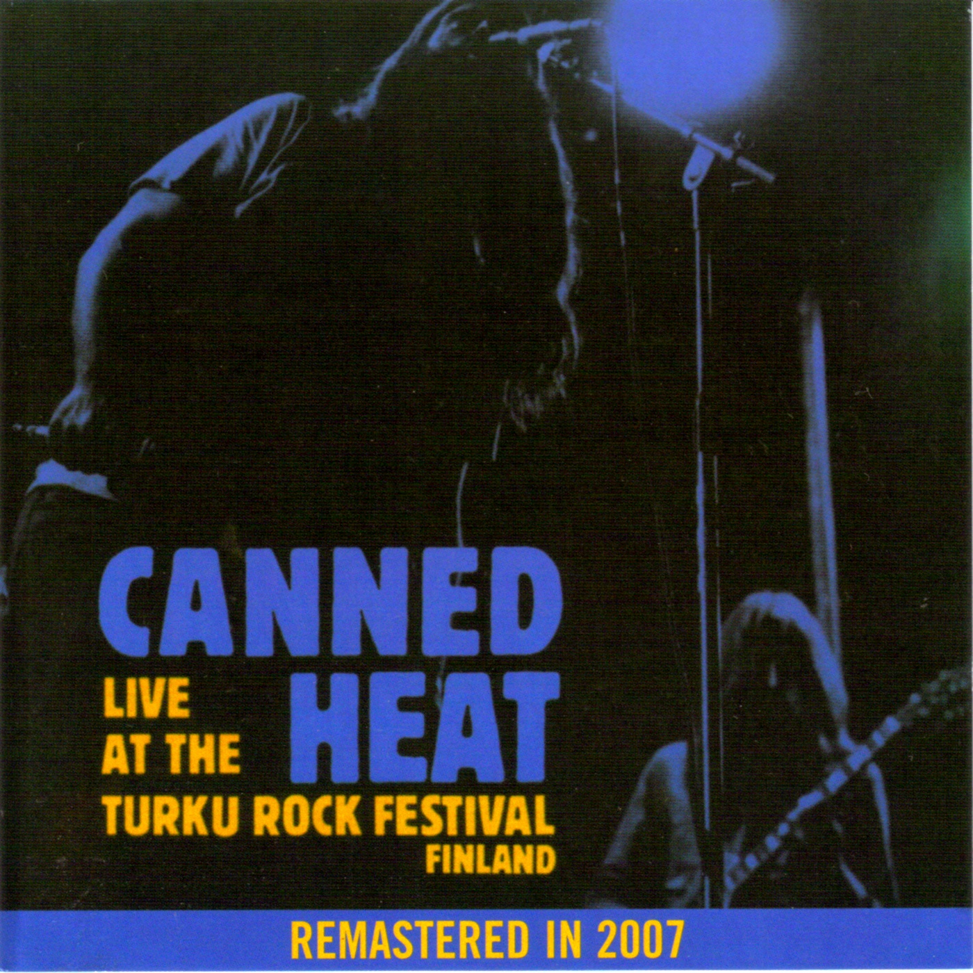 Canned Heat - Live At The Turku Rock Festival: Finland 1971 (1990)