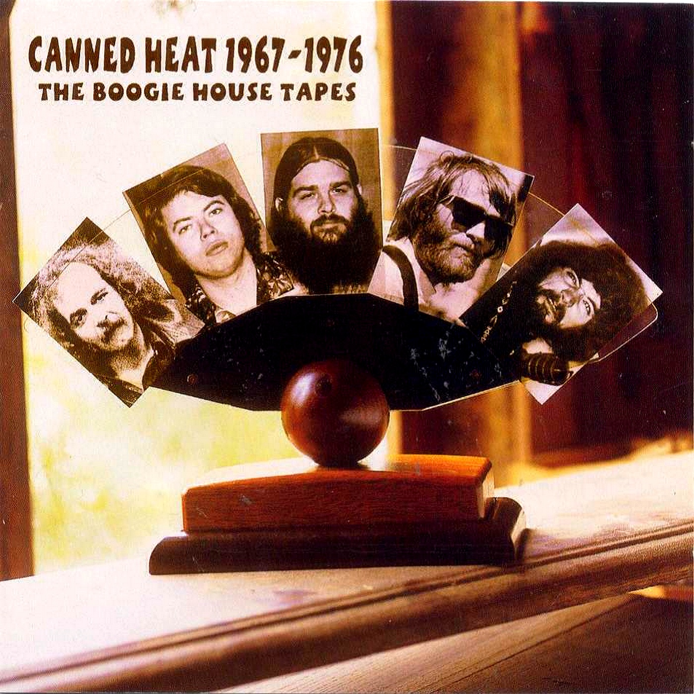 Canned Heat - The Boogie House Tapes 1967-1976 (2000)