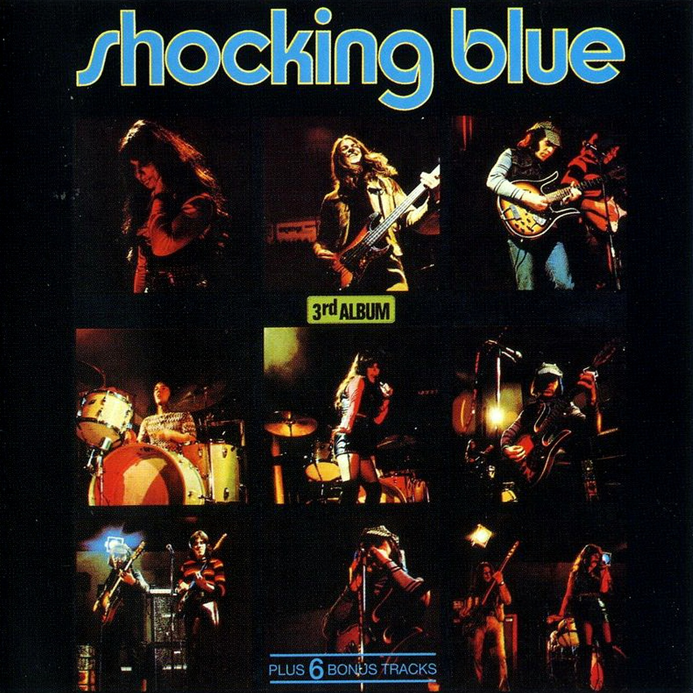 Shocking Blue - 3rd Album (1993)