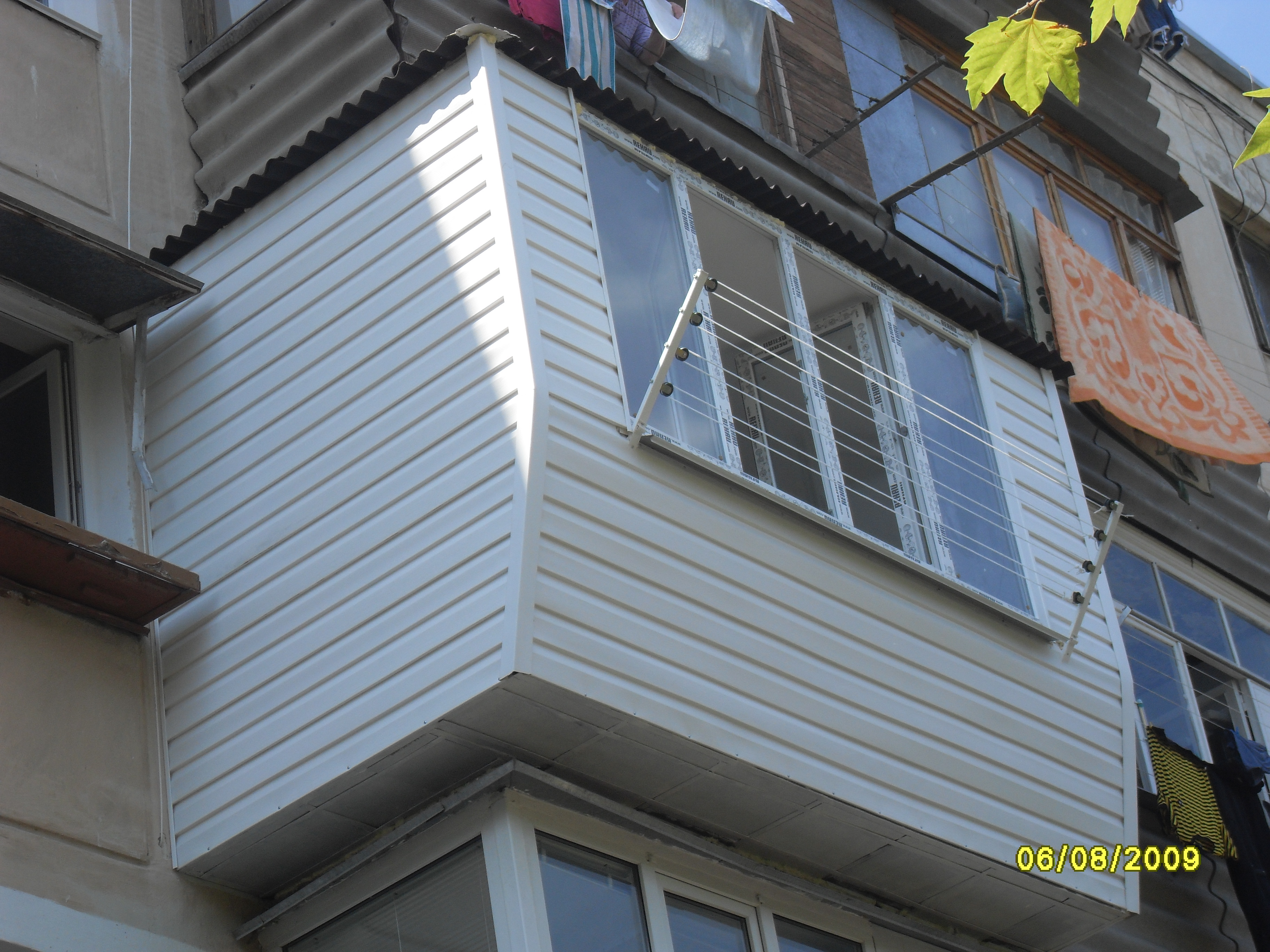 Балконы под ключ севастополь. - готовые балконы - каталог ст.