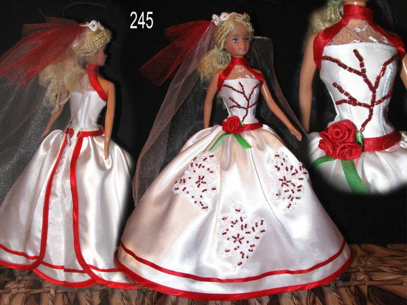 Как сшить белье для кукол 36