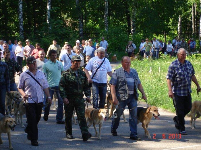 Нижегородский областной клуб охотничьего собаководства