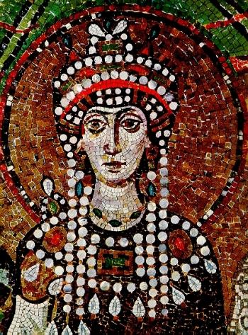 З артысткі - у імператрыцы, або візантыйская Золушка.