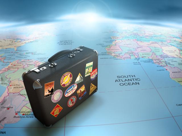 Stock Photo - Travel Путешествия