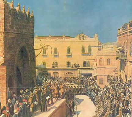 Труна Госпада, або пра супрацьстаянне Еўропы нашэсцю ісламу