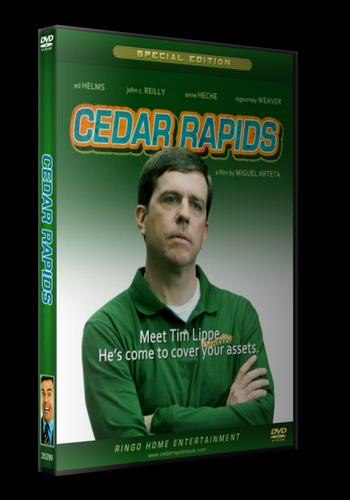 ������ �� ������ / Cedar Rapids (2011) DVD5   ������