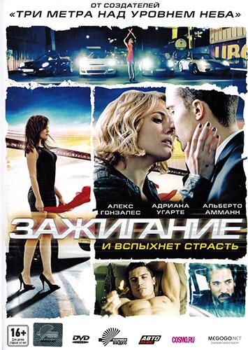 Зажигание / Combustion (2013) DVD9 R5
