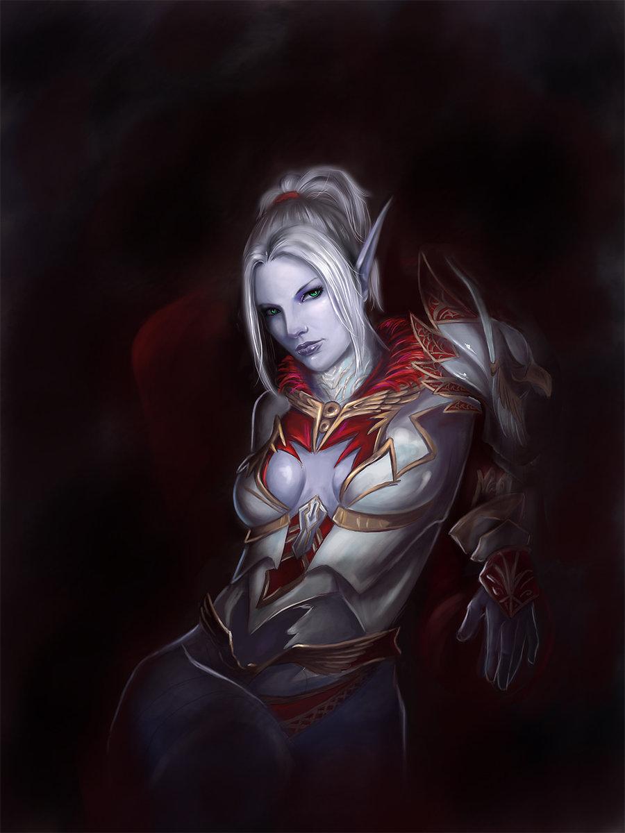 Forgotten realms dark elf girl hentia movie