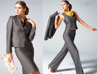 модная женская одежда, женский деловой костюм с юбкой, купить женский деловой костюм