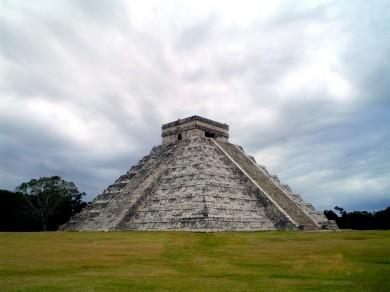 Самолеты на рисунках индейцев Майя