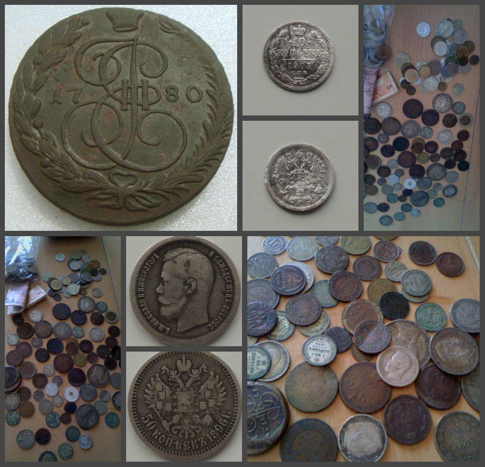 Старинные монеты своими руками 162