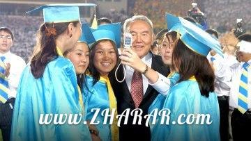 """Назарбаев """"Болашақ"""" бағдарламасының он мыңыншы стипендиясын табыс етедi"""