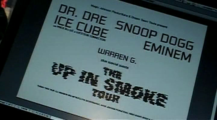 Dr.Dre, Snoop Dogg, Eminem, Ice Cube - The Up In Smoke Tour (2000) DVDRip