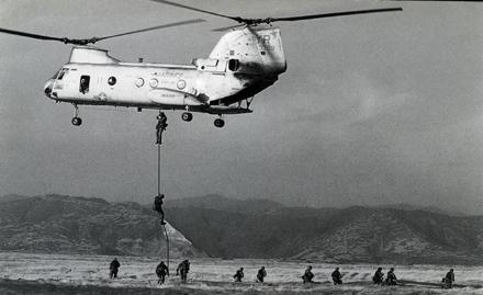 Американський спецназ на Гренаді