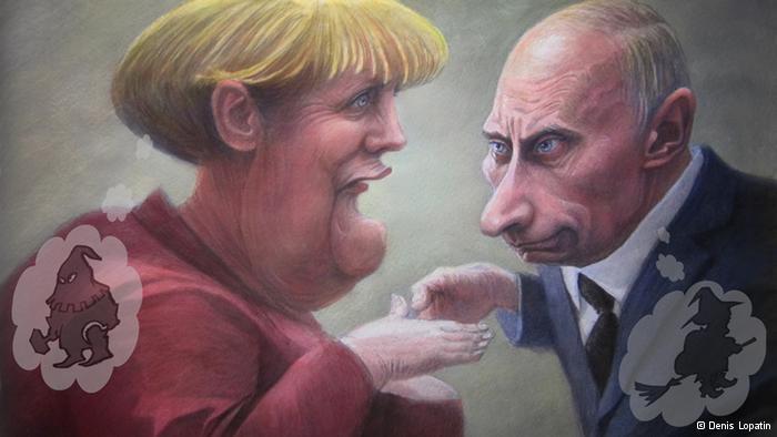 Переговоры Меркель и Путина состоятся 4 марта, - Олланд - Цензор.НЕТ 8387