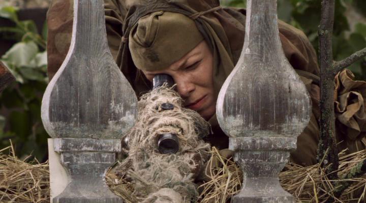 Снайперы: Любовь под прицелом (8 серий из 8) (2012) DVDRip | Лицензия
