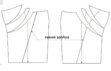 Как сделать юбку тюльпан фото 992