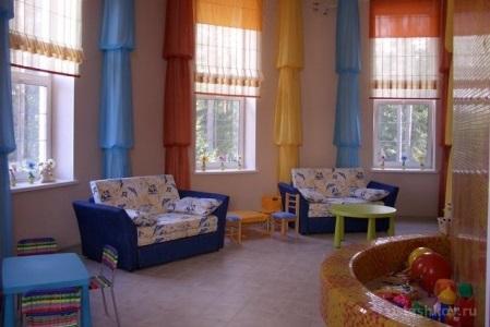 Игровая детская комната, фото 1