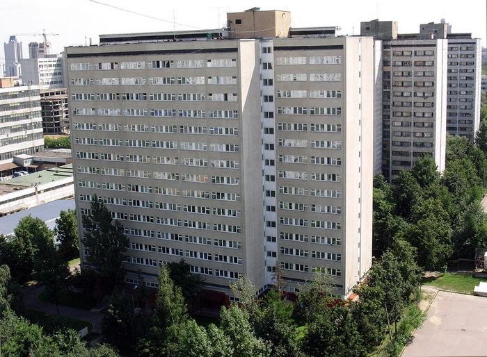 общежития для рабочих в Москве