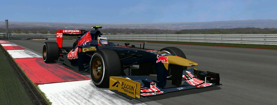 Обзор VRC F1 2013 Гран-При США