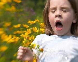 Алергія родом з дитинства