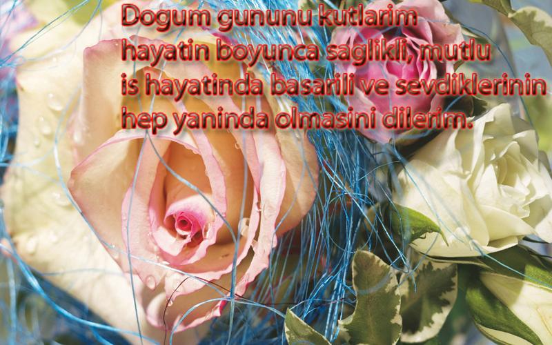 По турецки поздравить с днем рождения