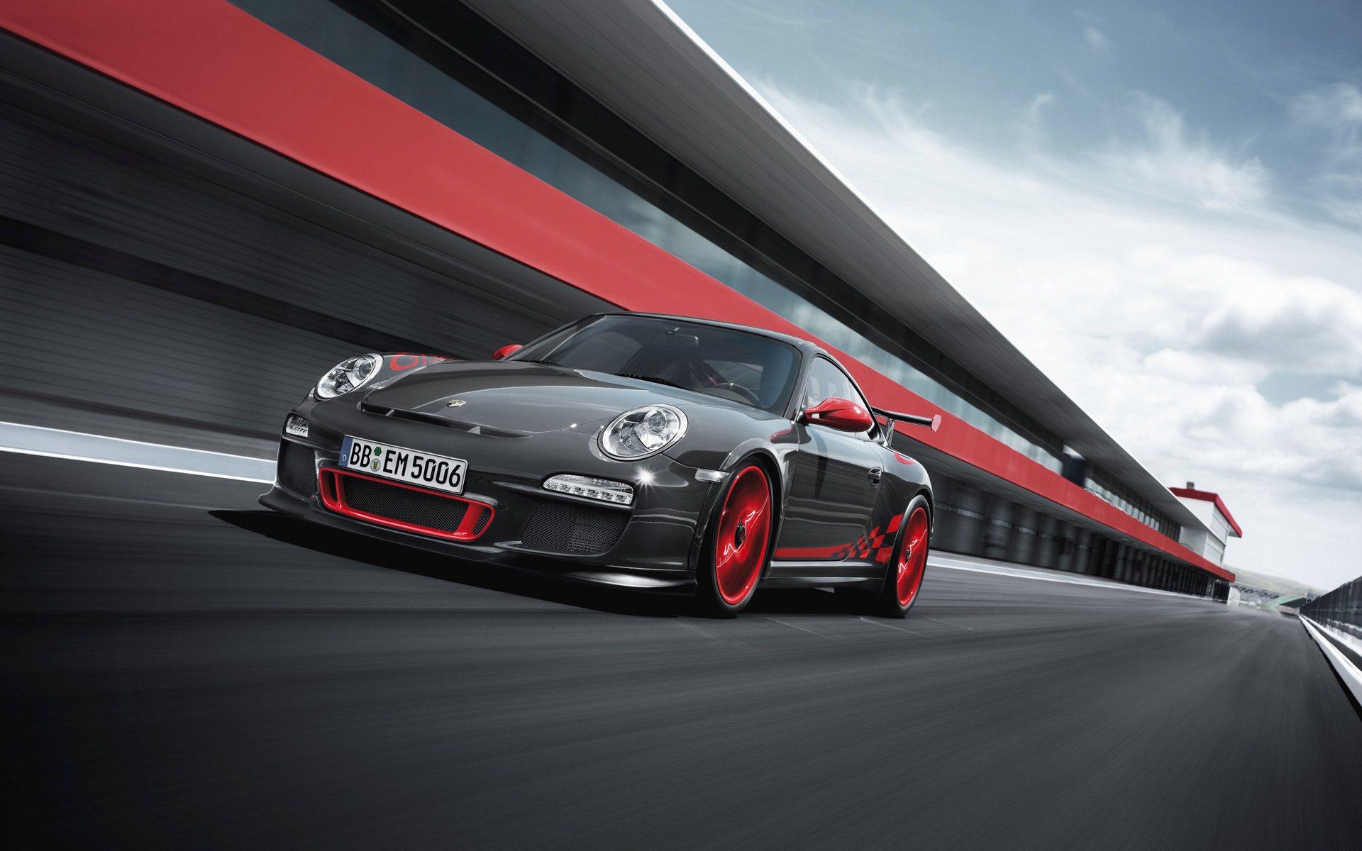 спортивная Porsche бесплатно